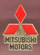 43290-Pin's.Mitsubishi Motors..automobile.. - Mitsubishi