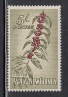 Papua New Guinea MH Scott #146 5sh Coffee - Papouasie-Nouvelle-Guinée