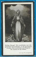 Bidprentje Van Joseph Leopold Concorde - Eppegem - Zemst - 1836 - 1922 - Devotion Images