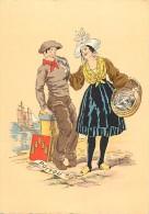 Vendee  -gd Format Div- Ref - N536 - Les Provinces - Poitou - Sablais - Sablaise - Illustrateur E. Maudy- - Unclassified