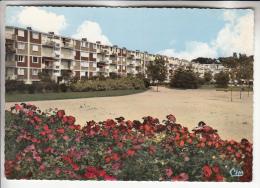 SAINTE GENEVIEVE DES BOIS 91 - Résidence Du Parc  ( Immeubles Cité ) Jolie CPSM Dentelée GF N° 119 - Essonne - Sainte Genevieve Des Bois