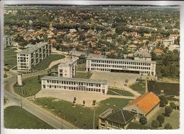 SAINTE GENEVIEVE DES BOIS 91 - Le Groupe Scolaire COCHERIS - CPSM CPM GF - Essonne ( Ecole ) - Sainte Genevieve Des Bois