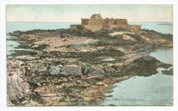 I2899 Saint Malo - Le Fort National à Marée Basse / Non Viaggiata - Saint Malo