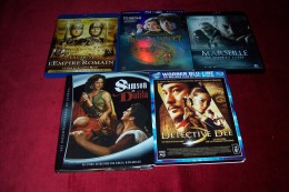 PROMO DVD REF  34  °° LE LOT DE 5 DVD BLU RAY   POUR 20 EUROS °°° - Western / Cowboy