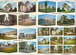 SAINTE GENEVIEVE DES BOIS 91 - Multivues - Petit Lot De 4 CPSM CPM GF N° 15 - Essonne Toutes Scannées - Sainte Genevieve Des Bois