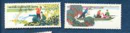 WARNING NO SELLING OUTSIDE DELCAMPE SYSTEM SERIE CHINA MNH CONDITION POSTFRISCH NEUF SANS CHARNIERE NO PAYPAL - Unused Stamps