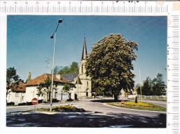 SAINT AVOLD   -  L  Eglise  Protestante - Saint-Avold