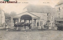 OISELAY LA FONTAINE ANIMEE CHEVAUX ET ENFANTS 70 HAUTE-SAONE - France