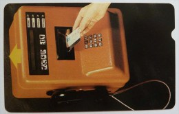BELGIUM - Alcatel - Cardphone - Magnetic - Field Trial / Test - 30 - Bell Telephone - Belgien