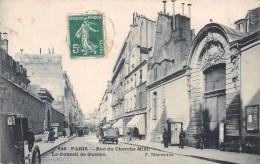 PARIS RUE DU CHERCHE MIDI LE CONSEIL DE GUERRE 75006 - Arrondissement: 06