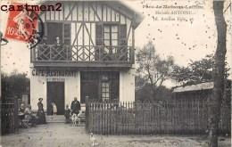PARC DE MAISONS-LAFFITTE MAISON ANTOINE 56 AVENUE EGLE CAFE RESTAURANT 78 YVELINES - Maisons-Laffitte