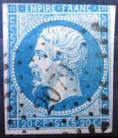 PC 2079               MONTELIMAR             DROME - 1849-1876: Classic Period
