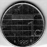 1995 Olanda - 1 Gulden - Monete