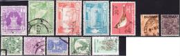 2015-0217 Lot Burma Used O - Myanmar (Burma 1948-...)