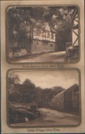 Cheshire CALDY WEST KIRBY Old Village Vintage MULTIVIEW 2 VIEWS - England