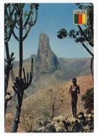 Cameroun--Paysage Du Kapsiki (animée) ,cpsm 15 X 10 N° 5670  éd Iris - Cameroun