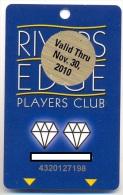 Rivers Edge Casino, Knowville, AL, U.S.A., used slot or player�s card, # riversedge-3