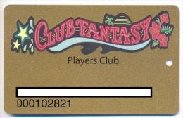 Fantasy Springs Casino, Indio, CA, U.S.A., used slot or player�s card, # fantasysprings-1