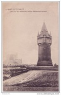Leipzig - Wasserturm Und Völkerschlachtdenkmal During Construction 1907 - Leipzig