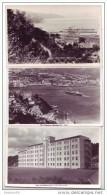 New Zealand Lot 3 Real Photos Wellington - Harbour 2 X Harbour City View And Nurse´s Home Cca. 1950? - Nuova Zelanda