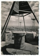 CPSM - VALLERAUGUE (Gard) - Massif De L'Aigoual (Gard) - Les Instruments D'observation. - Valleraugue