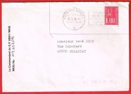 Poste Aux Armées 17.6.78 L'Indice Du N° De .........Le Commandant Du S.P. 69031/WASt - Postmark Collection (Covers)