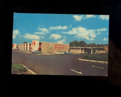 USA MEMPHIS TENNESSEE : ADMIRAL BENBOW INN Motel 4720 Summer Ave / American Cars Voiture Américaine - Memphis