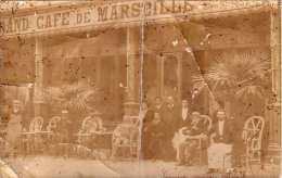 Arles -Grand Cafe De Marseille ( Carte Photo ) - Arles