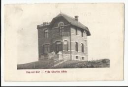 COQ-s-MER - Villa Charles Albin (De Haan Aan Zee) 1909 - De Haan