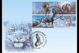 Kirgizië / Kyrgyzstan - Postfris / MNH - FDC Fauna 2014 NEW!!! VERY RARE!!! - Kirgizië