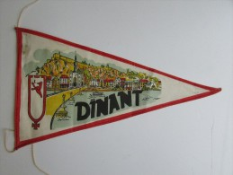 Toerisme Fanion Wimpel Dinant - Advertising