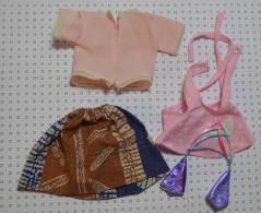 Lot De Vetements Barbie - Barbie