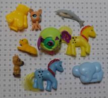 Lot D'objets Barbie : Animaux - Barbie