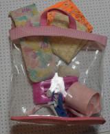 Lot D'objets Barbie Divers Avec Sac - Barbie