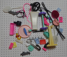 Lot D'objets Barbie Divers - Barbie