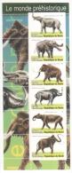 Foglietto Francobolli - Preistorici - Stamps