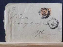 49/006  FRAGMENT DE BANDE DE JOURNAUX    1893 - Entiers Postaux
