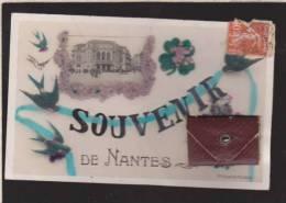 Nantes - CP Systeme - Multivues En Accordéon - LOT De 2 CP Artaud-nozais  - Voir état - Complet Des Vues - Nantes