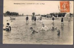 BEAUGENCY . Les Bords De La Loire -- La Plage . - Beaugency