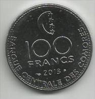 Comoros 100 Francs 2013. UNC - Comoros