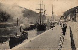 29  MORLAIX  Le Port , Sortie D'un Trois-mats - Morlaix
