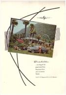 Original Werbung / Reklame - 1959 - ISABELLA , Carl F.W. Borgward In Bremen , A4 Seite !!! - Cars