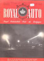 1959 Royal Auto ( Revue Automobile Club De Belgique ) - Coches
