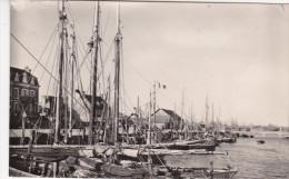 Grandcamp Les Bains 1947 - Un Coin Du Port - France