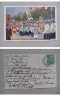 Cartolina/postcard Eucharisten Congress Wien 1912 - XXIII Congresso Eucaristico Internazionale Vienna - Non Classificati