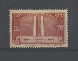 Nr 316 ** - France