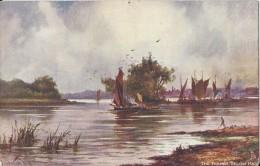 The Times,  Below Kew - Sailing Vessels