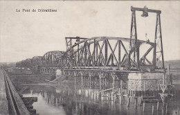 Syrie - Architecture Construction Pont De Djérablisse - Correspondance Intéressante