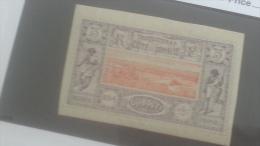 LOT 250347 TIMBRE DE COLONIE COTE DE SOMALIS NEUF* N�16 VALEUR 63 EUROS