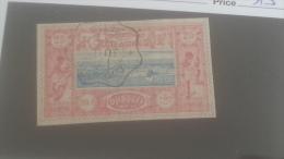 LOT 250359 TIMBRE DE COLONIE COTE DE SOMALIS OBLITERE N�12 VALEUR 13 EUROS